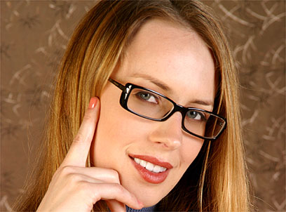 Hot 30 Year Old Milf In Glasses
